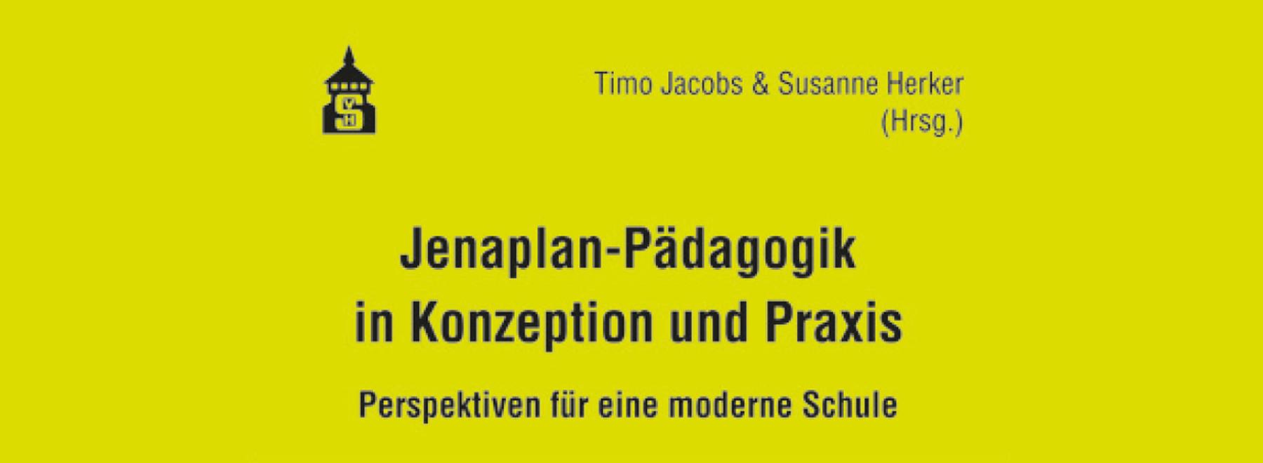 Jacobs, Timo & Herker, Susanne (Hrsg.) (2018): Jenaplan-Pädagogik in Konzeption und Praxis – aktuelle Perspektiven für eine moderne Schule. Ein Werkbuch. Schneider Verlag Hohengehren.